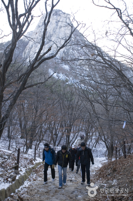 Bukhansan National Park (북한산국립공원)